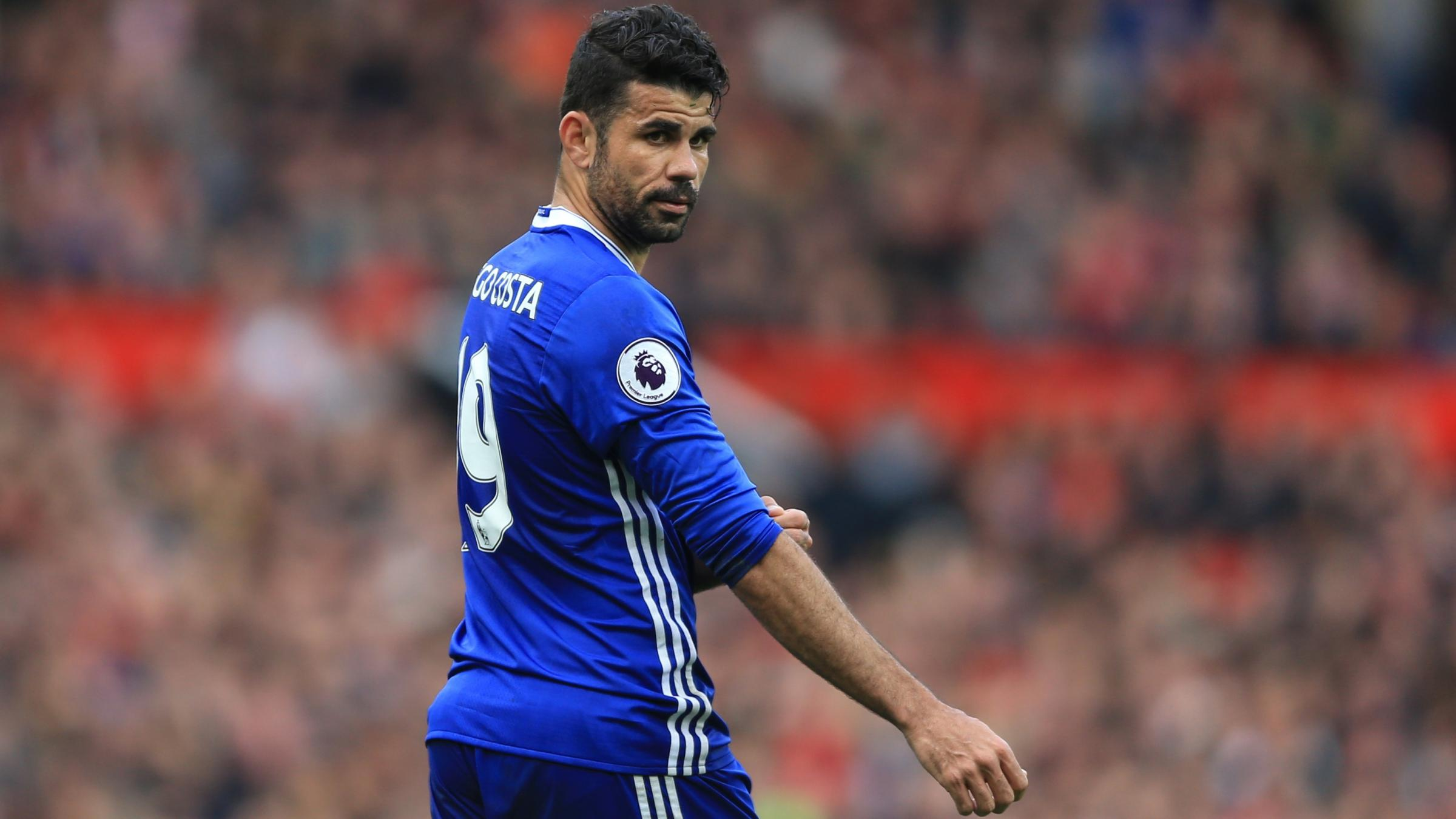 Diego Costa sends open message to Chelsea fans