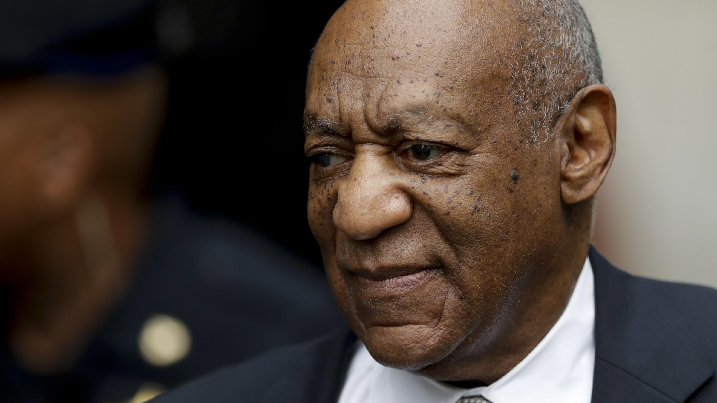 Prosecutors say they'll retry Bill Cosby