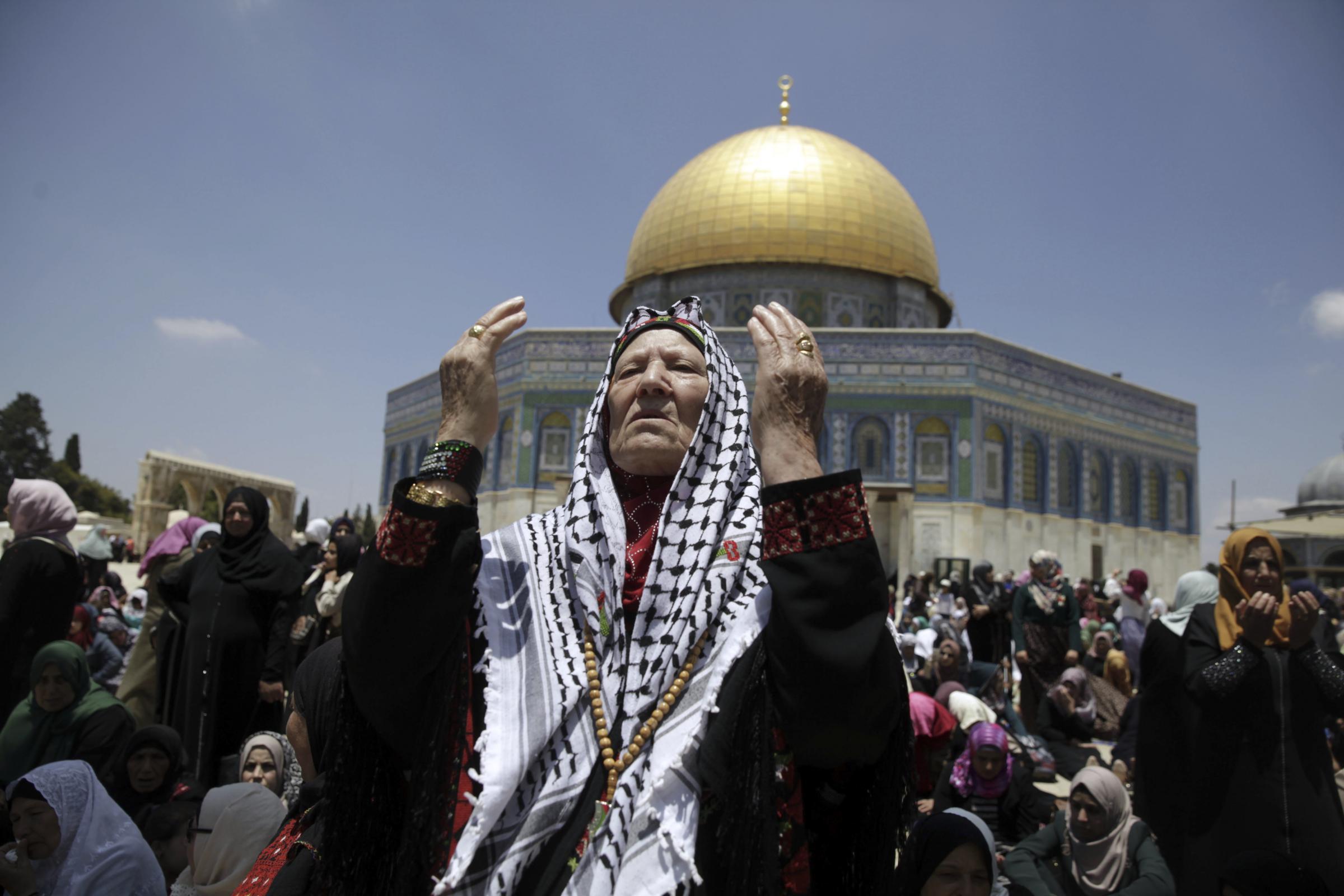 100000 expected at Europe's largest Eid celebration