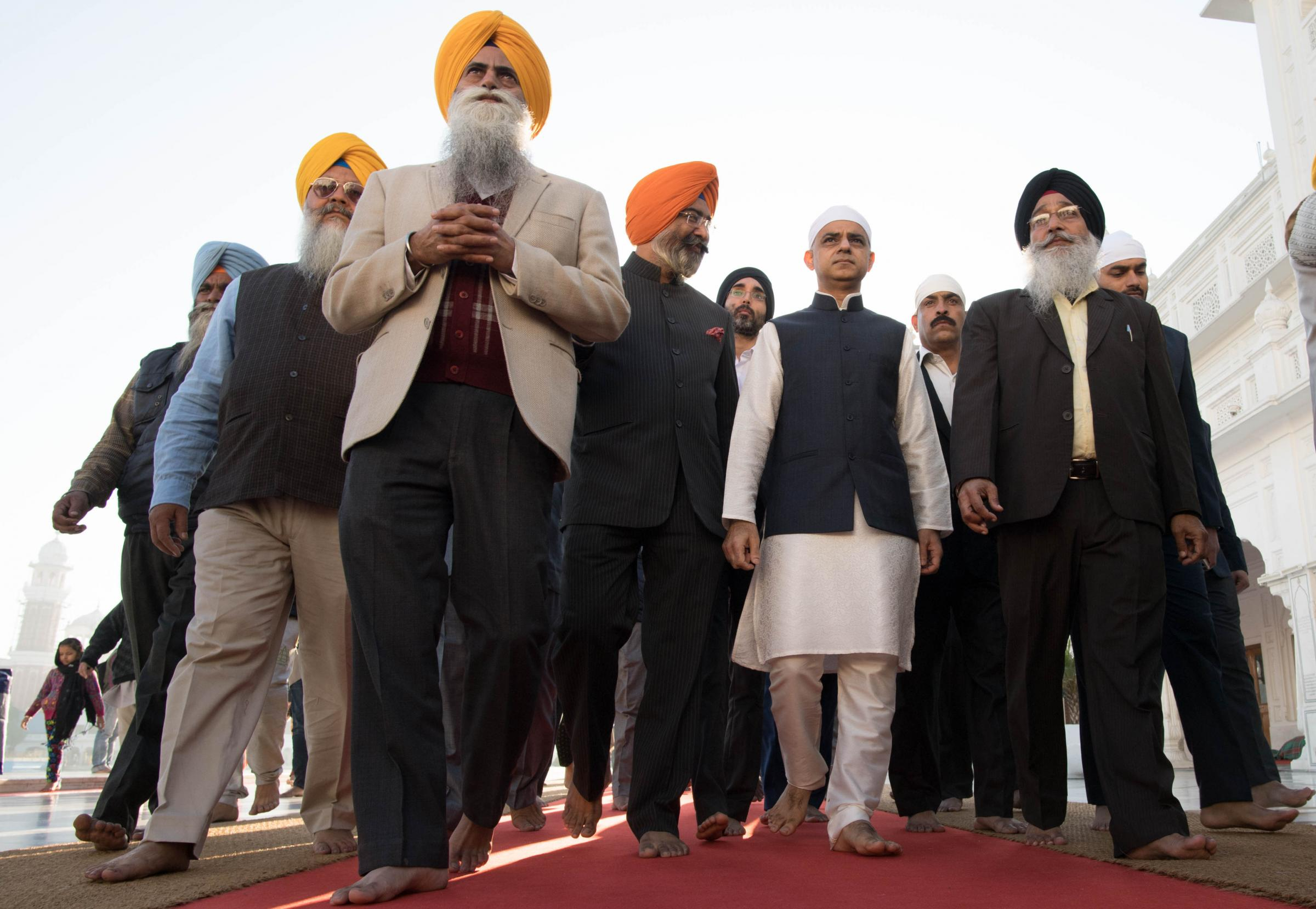 In Amritsar, London Mayor says time for British to apologise for Jallianwala