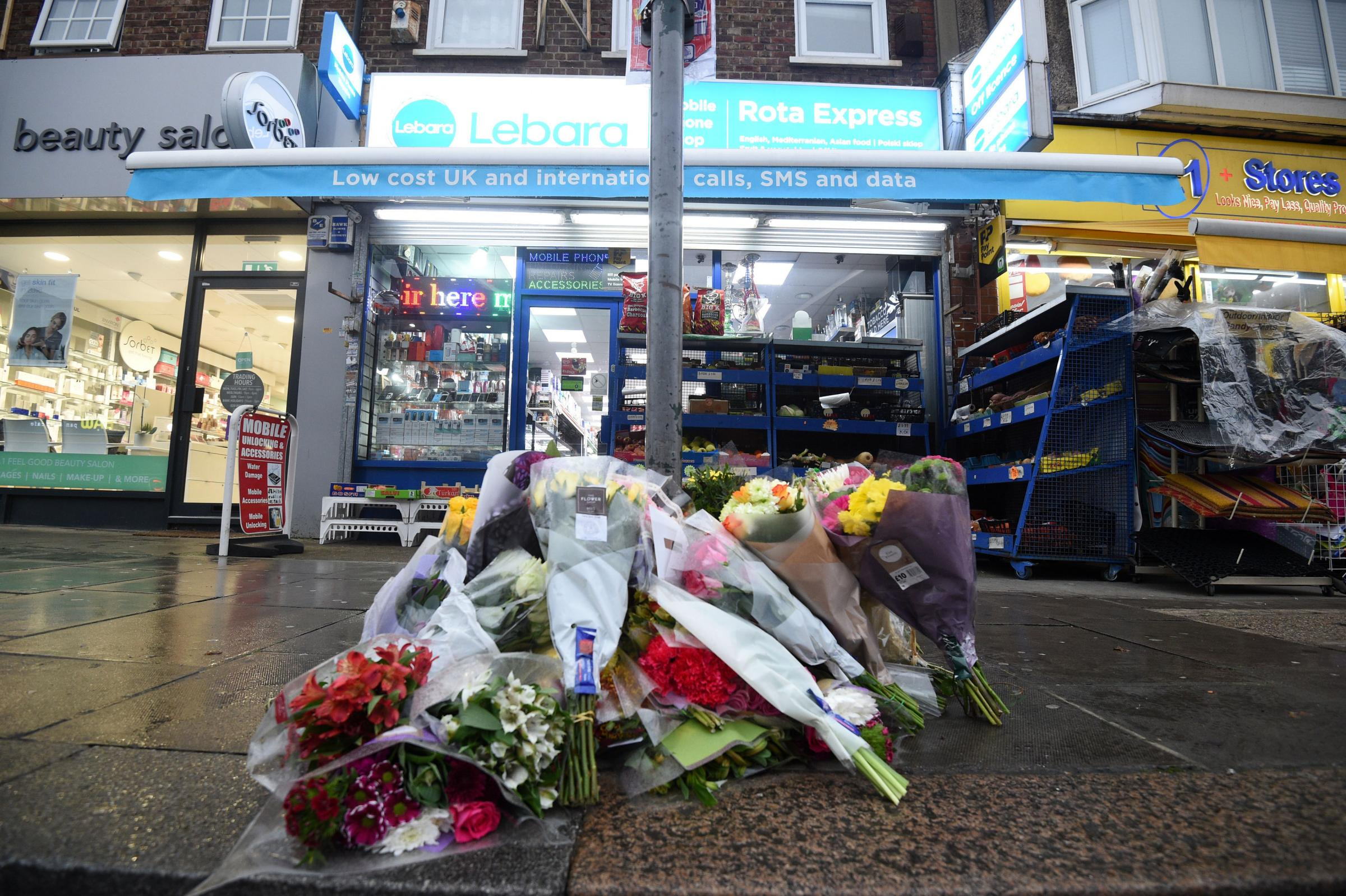 Boy, 16, in court over murder of shop worker in north London